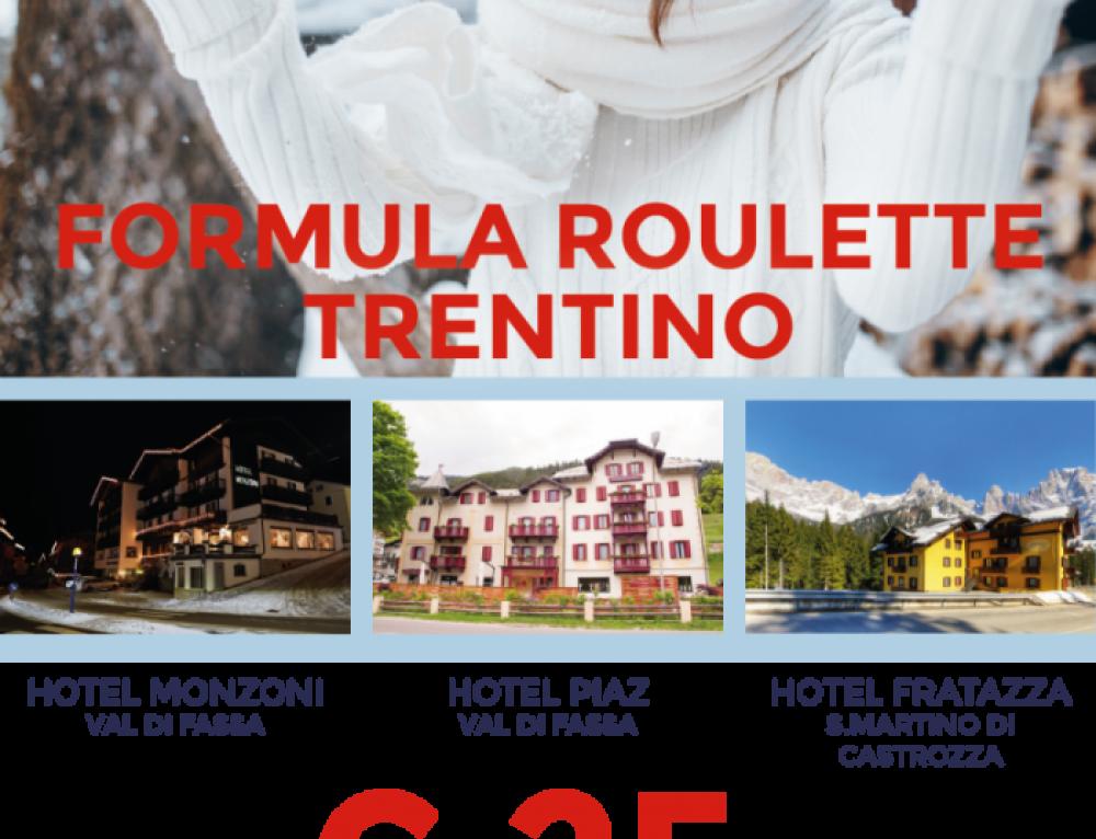Tutti sulla neve in Trentino con sconti fino al 70%